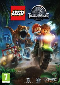LEGO Jurassic World - cover