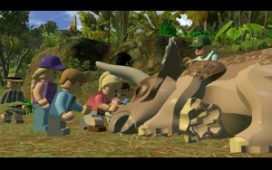 LEGO Jurassic World - dino