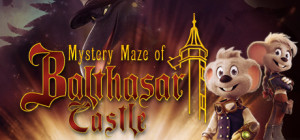 Mystery Maze Of Balthasar Castle - logo