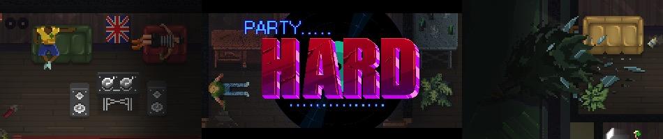 Party Hard - bannière