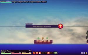 Pixel Piracy - 1er bateau