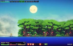Pixel Piracy - combat