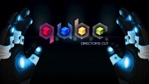 Q.U.B.E Directors Cut - logo