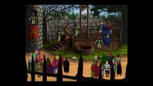 Quest for Infamy - guillotine