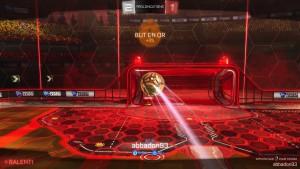 Rocket League - but en or