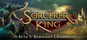 Sorcerer King - logo