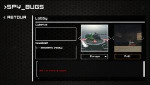Spy Bugs - multijoueurs