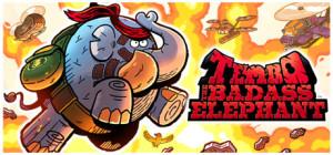 Tembo The Badass Elephant - logo