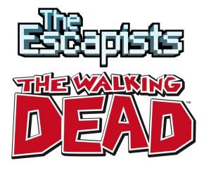 The Escapists The Walking Dead - logo