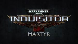 Warhammer 40.000 Inquisitor - Martyr - logo
