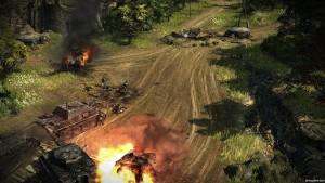 Blitzkrieg 3 - combat