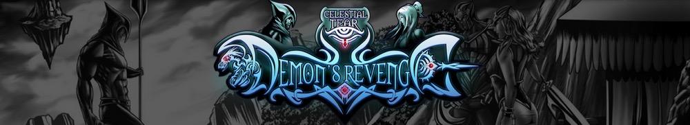 Celestial Tear Demon's Revenge - bannière
