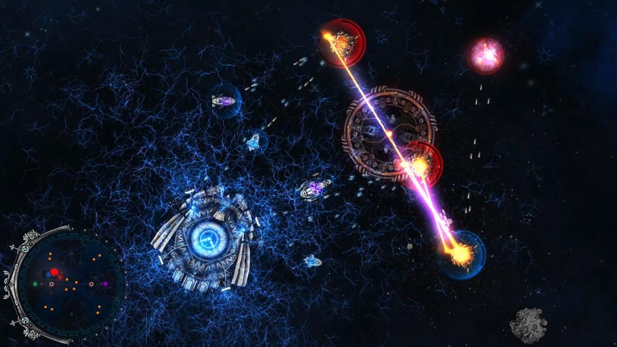 Conflicks : Batailles spatiales révolutionnaires
