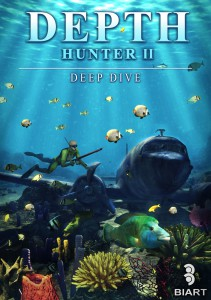 Depth Hunter 2 - cover