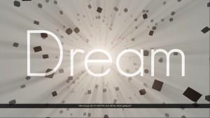 Dream - blanc