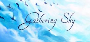 Gathering Sky - logo