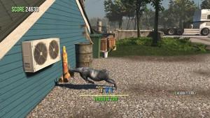 Goat Simulator - coup de cornes