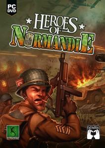 Heroes of Normandie - cover