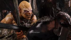 L'Ombre du Mordor - Talion contre Orc