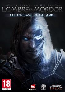 L'Ombre du Mordor - cover