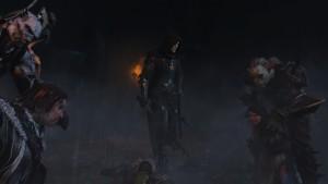 L'Ombre du Mordor - execution