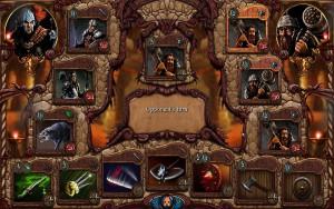 Northmark - combat de cartes