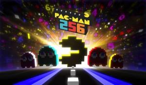 Pac-Man 256 - logo