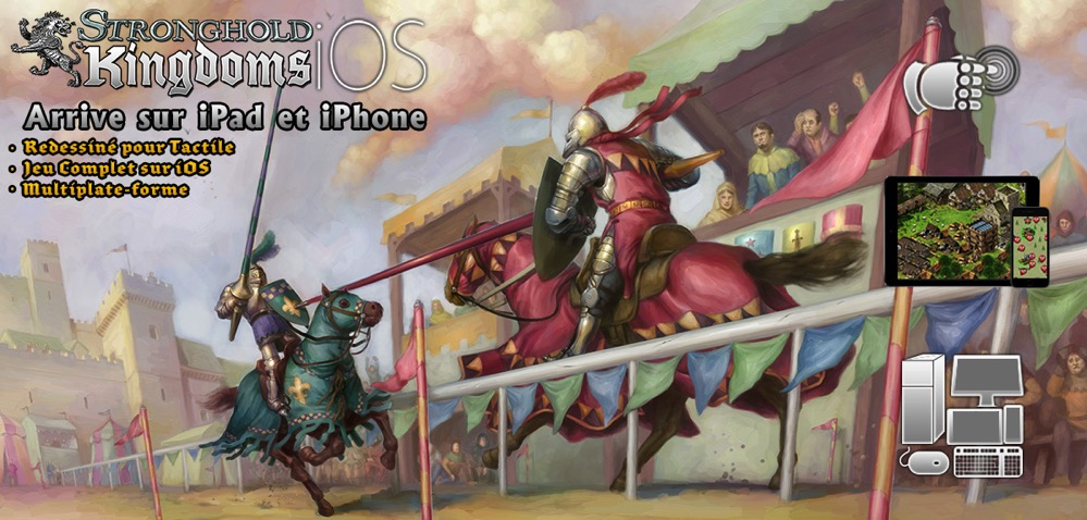 Stronghold Kingdoms - iOS