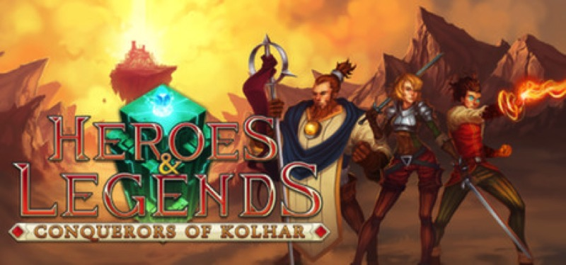 [TEST] Heroes & Legends: Conquerors of Kolhar – la version pour Steam