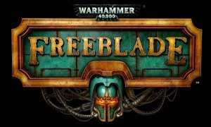 Warhammer 40.000 - Freeblade - logo