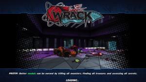 Wrack - loading