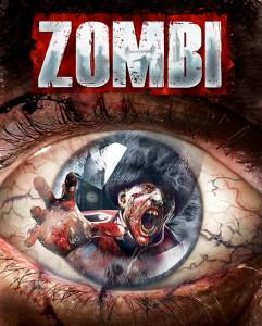 Zombi - cover