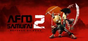 Afro Samurai 2 - logo