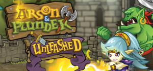 Arson and Plunder Unleashed - logo