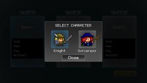 Buff Knight Advanced - chevalier ou sorcière