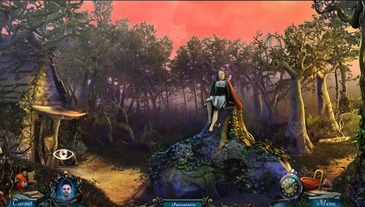 Chaperon rouge les amants maudits blog des jeux for Wmat game and fish