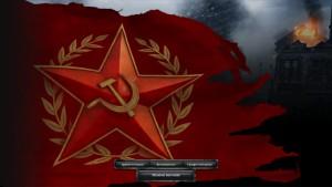 Company of Heroes 2 - drapeau sovietique
