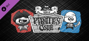 Guild of Dungeoneering - Pirate's Cove - logo