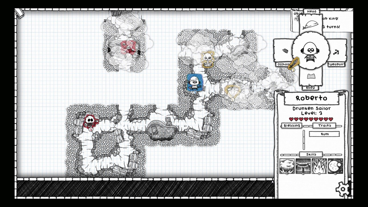 Guild of Dungeoneering – Pirate's Cove