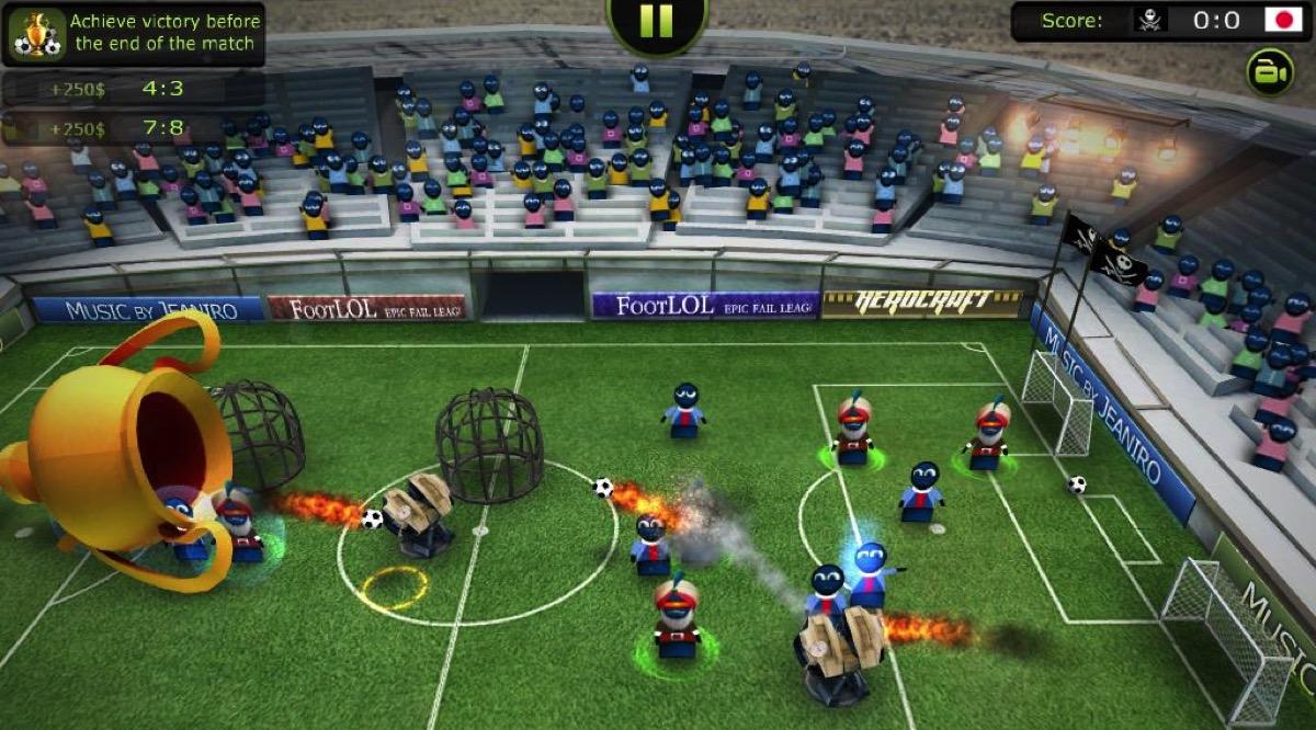 Histoire de FootLOL par P. Kostin (HeroCraft)