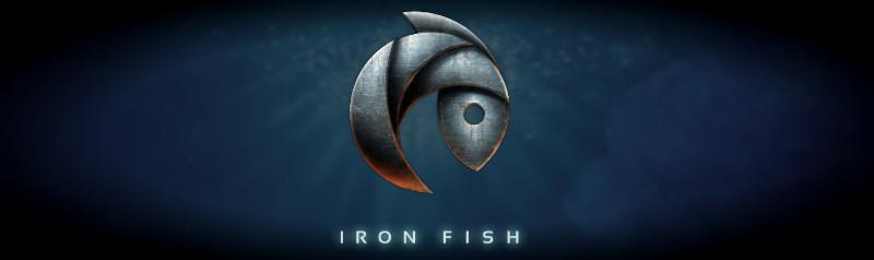 Iron Fish - bannière