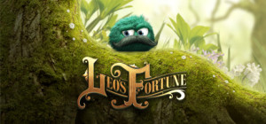 Leo's Fortune - logo