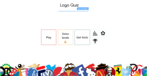 Logo Quiz - menu