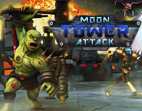 Moon Tower Attack - logo