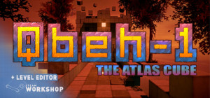 Qbeh-1 The Atlas Cube - logo