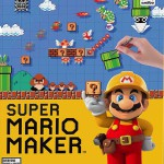Super Mario Maker - cover