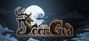 The Deer God - logo