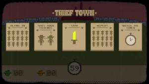 Thief Town - règles