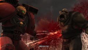 Warhammer 40.000 - Regicide - épée tronçonneuse