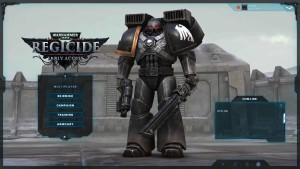 Warhammer 40.000 - Regicide - accès anticipé